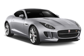 JAGUAR F-TYPE COUPE AUTO
